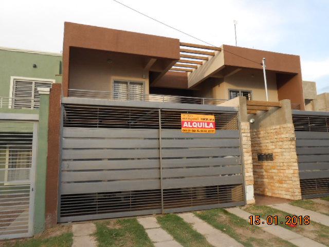 Departamento B° INKA zona residencial privilegiada, Gllén – 2 Habitaciones – COCHERA.-
