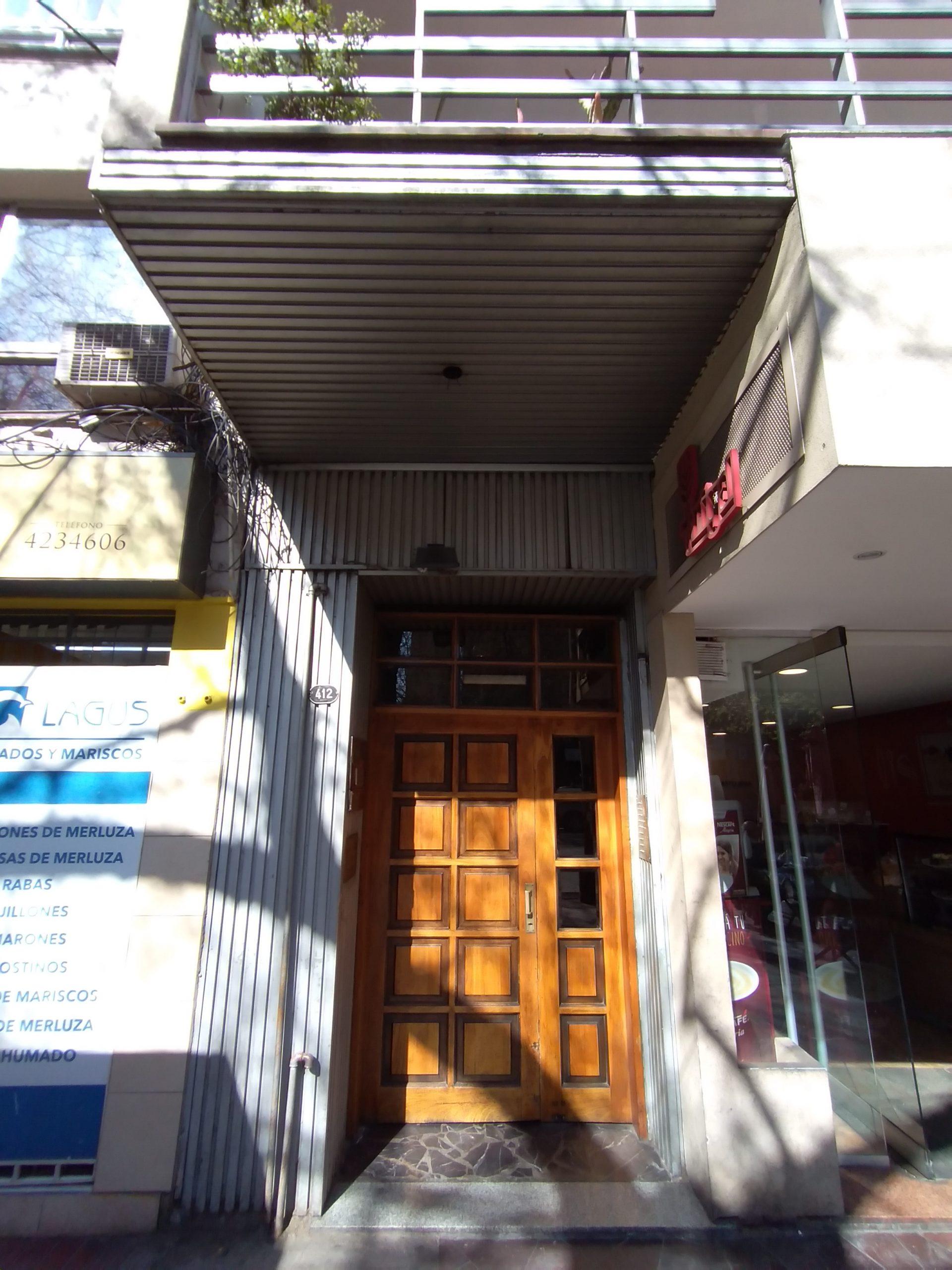 Departamento Colón y Mitre, Cdad – 2 Habitaciones.-
