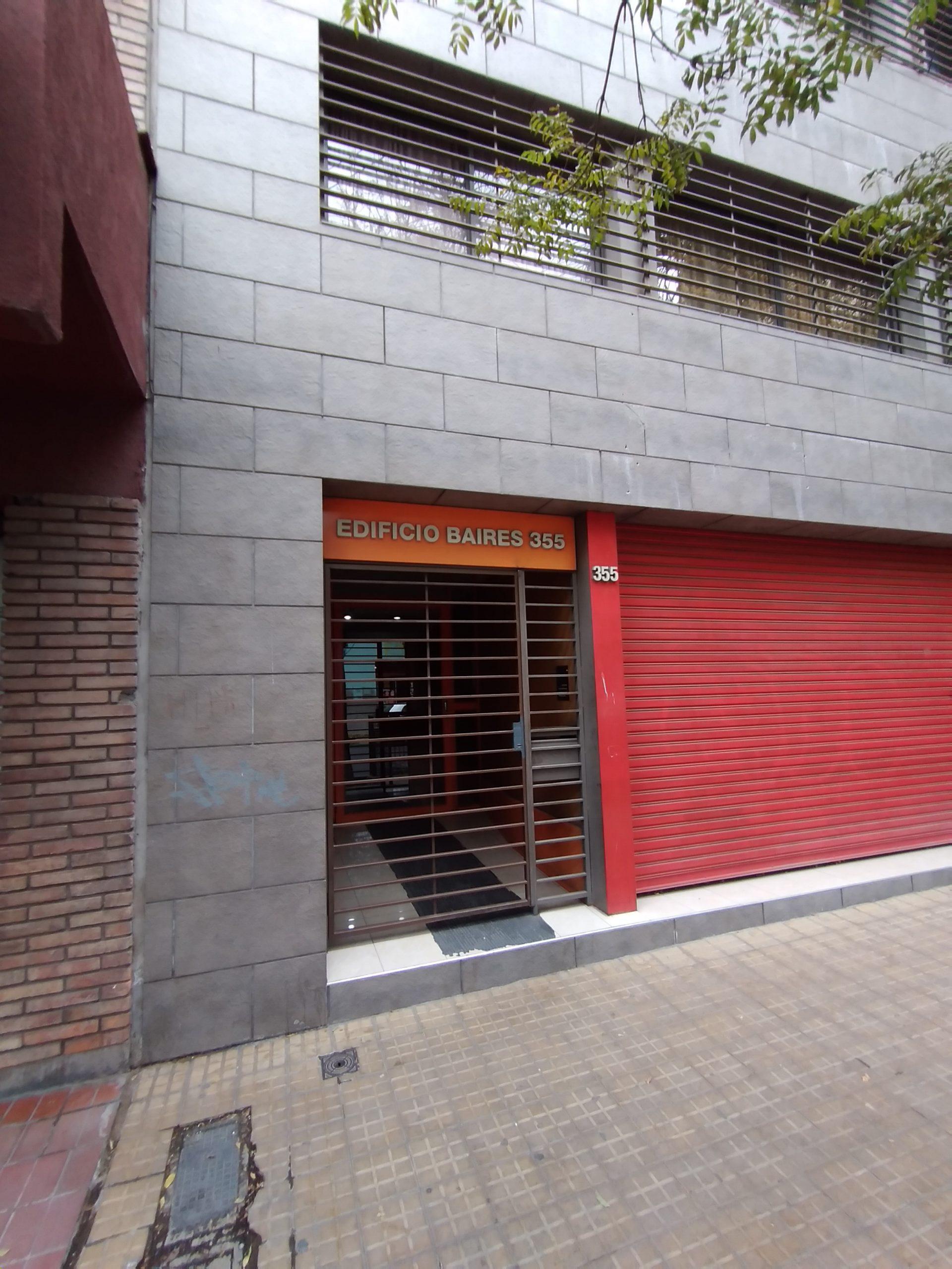 MONOAMBIENTE Buenos Aires y Salta, Cdad. (3°Piso).-