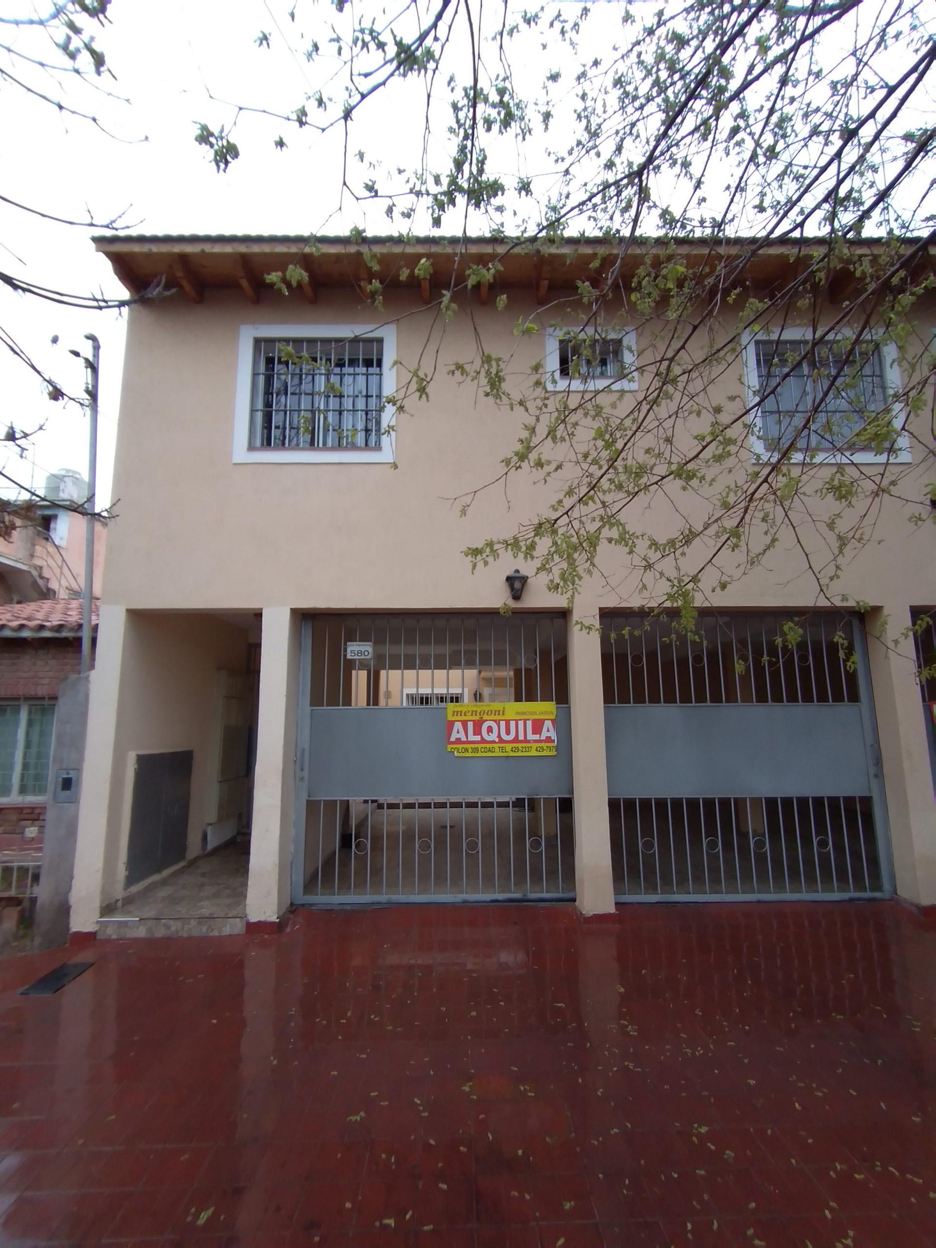 Departamento  José Ingenieros y Pringles – B° Trapiche – Godoy Cruz – 1 Habitación.-